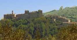 Monterubiaglio - Surroundings of Orvieto
