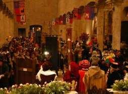 Narni historic festival - coutresy of www.corsallanello.it