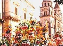 Carnival of Acireale - Sicily