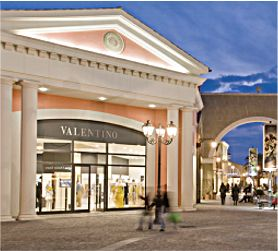 Designer Clothing Outlet Stores They are large fashion malls