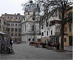 Venice - Campo Santa Maria Nova