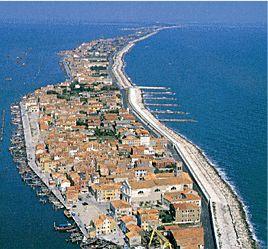 Pellestrina Island - Venice Lido