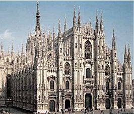Milan - The Duomo