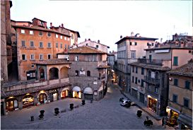 Cortona - Tuscany